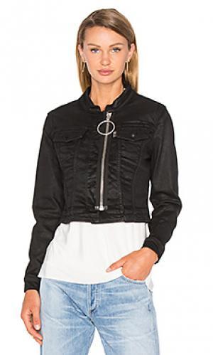 Короткая джинсовая куртка OFF-WHITE. Цвет: none