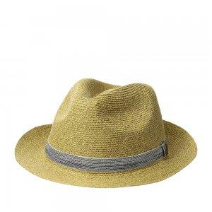 Шляпа трилби GOORIN BROTHERS. Цвет: бежевый