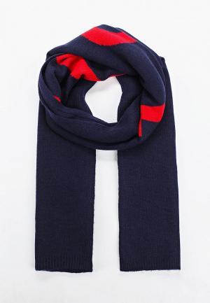 Шарф Polo Ralph Lauren. Цвет: синий