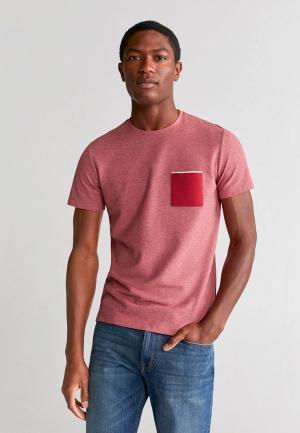 Футболка Mango Man - TOMY6. Цвет: красный