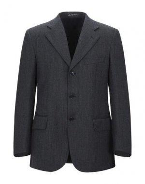 Пиджак FACIS. Цвет: свинцово-серый