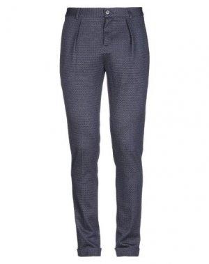 Повседневные брюки HAMAKI-HO. Цвет: синий