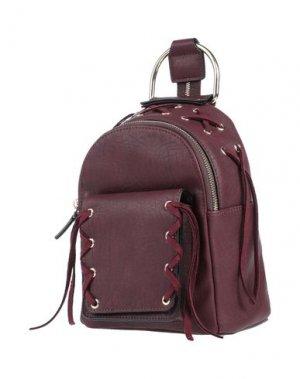 Рюкзаки и сумки на пояс I BLUES. Цвет: красно-коричневый