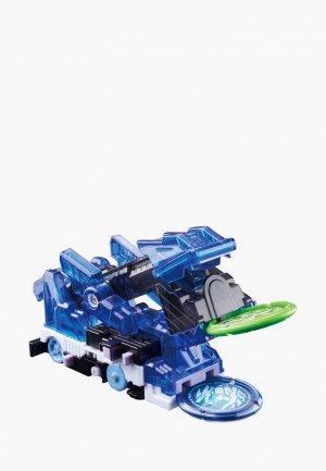 Игрушка Росмэн Дикие Скричеры. Машинка-трансформер Гроул л6. ТМ Screechers Wild. Цвет: синий