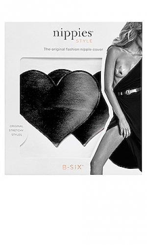 Patent heart nippie Bristols6. Цвет: черный