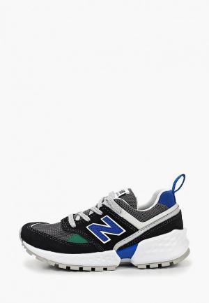 Кроссовки New Balance KS_574V2. Цвет: черный