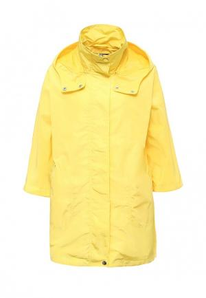 Куртка Baon. Цвет: желтый