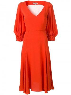 Платье с объемными рукавами Edeline Lee