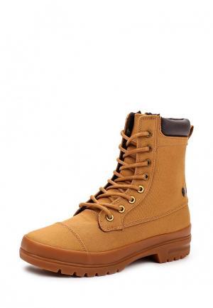 Ботинки DC Shoes AMNESTI. Цвет: коричневый