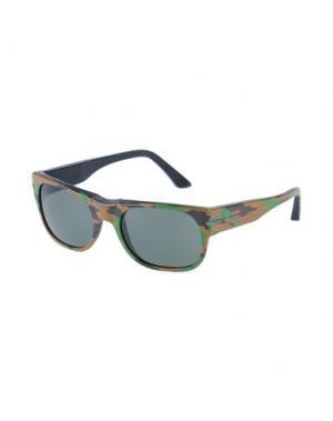 Солнечные очки ITALIA INDEPENDENT. Цвет: коричневый
