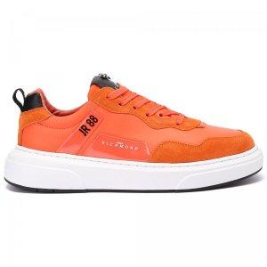 Кроссовки John Richmond. Цвет: оранжевый