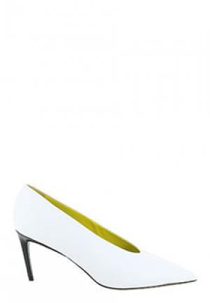 Туфли BALDAN. Цвет: белый