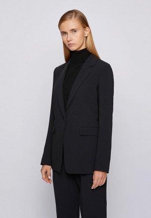 Пиджак Boss Jocalua2. Цвет: черный
