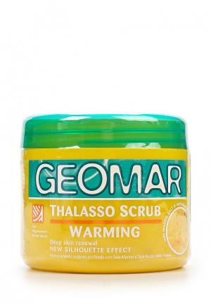 Скраб Geomar Талассо-скраб с ароматом банана 600 г