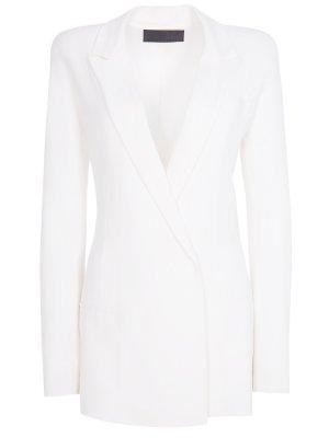 Пиджак белый классический HAIDER ACKERMANN