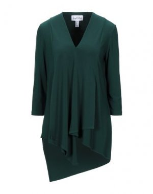 Блузка JOSEPH RIBKOFF. Цвет: темно-зеленый