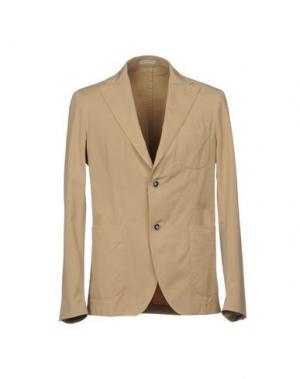 Пиджак TRAIANO. Цвет: бежевый