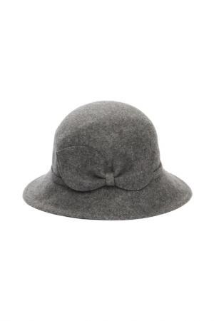 Шляпа Mellizos. Цвет: серый