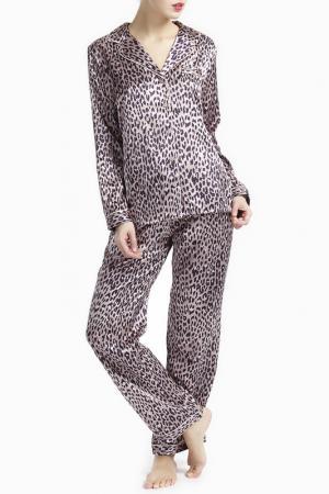 Пижама Lascana. Цвет: мультицвет