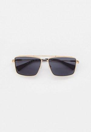 Очки солнцезащитные Baldinini BLD 2142 MM 401. Цвет: золотой
