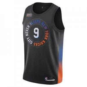 Джерси Nike НБА Swingman New York Knicks City Edition - Черный