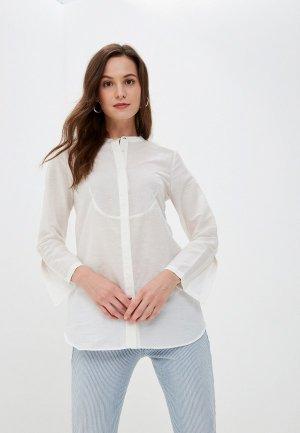 Блуза Colletto Bianco. Цвет: белый