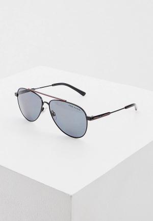 Очки солнцезащитные Polo Ralph Lauren 0PH3126 900381. Цвет: черный