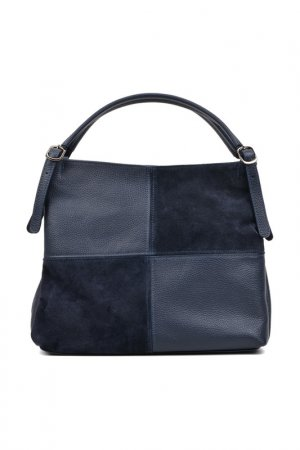 Handbag CARLA FERRERI. Цвет: blue