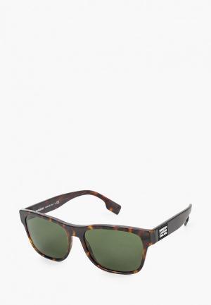 Очки солнцезащитные Burberry BE4309 353671. Цвет: коричневый