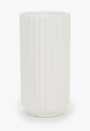 Ваза Mandarin Decor Белая M. Цвет: белый