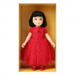 Кукла Dolce & Gabbana. Цвет: красный