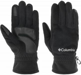 Перчатки мужские rmarator, размер 10-11 Columbia. Цвет: черный