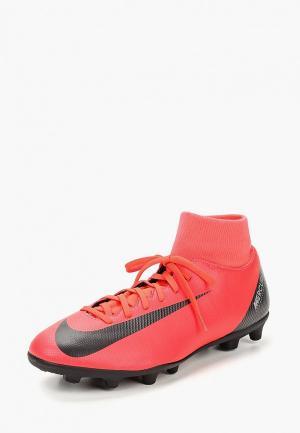 Бутсы Nike CR7 Superfly 6 Club (MG) Mens Multi-Ground Football Boot. Цвет: красный