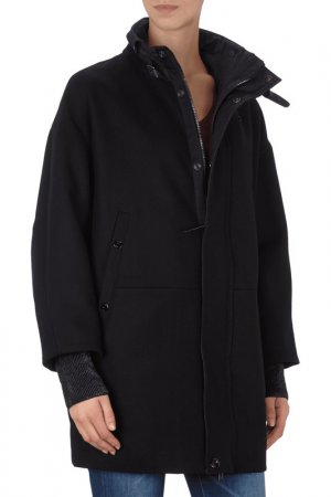 COAT G-Star Raw. Цвет: black