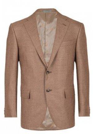 Пиджак CORNELIANI. Цвет: коричневый