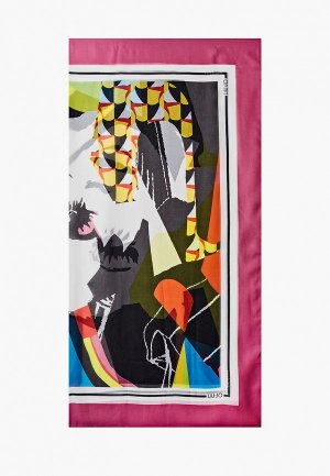 Платок Liu Jo. Цвет: разноцветный