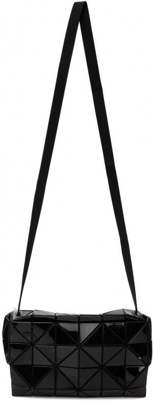 Black Carton Shoulder Bag Bao Issey Miyake. Цвет: 15 black