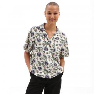 Рубашка Califas VANS. Цвет: мульти