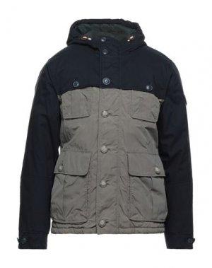 Куртка HENRI LLOYD. Цвет: хаки
