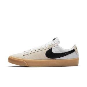 Кроссовки для скейтбординга Nike SB Zoom Blazer Low Pro GT - Белый