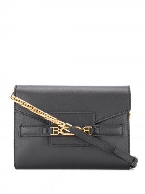 Chain-link cross body bag Bally. Цвет: черный