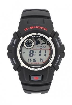 Часы Casio G-SHOCK G-2900F-1V. Цвет: черный