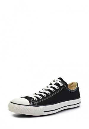 Кеды Converse ALL STAR OX BLACK. Цвет: черный
