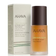 Ночной питательный, разглаживающий и повышающий упругость кожи крем-концентрат для лица Extreme Night Treatment 30 мл AHAVA