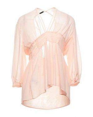 Блузка ANNARITA N. Цвет: розовый