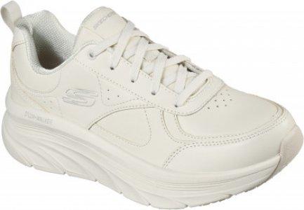 Кроссовки женские DLux Walker, размер 37.5 Skechers. Цвет: бежевый