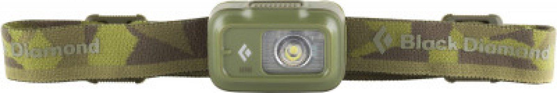 Фонарь налобный ASTRO 175 Black Diamond. Цвет: зеленый