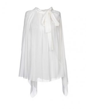 Блузка ANTONIO BERARDI. Цвет: белый