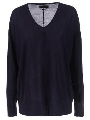 Кашемировый пуловер Isabel Marant. Цвет: синий
