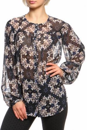 Блуза Lissa. Цвет: мультицвет
